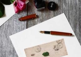 چگونه یک نامه دوستانه بنویسیم
