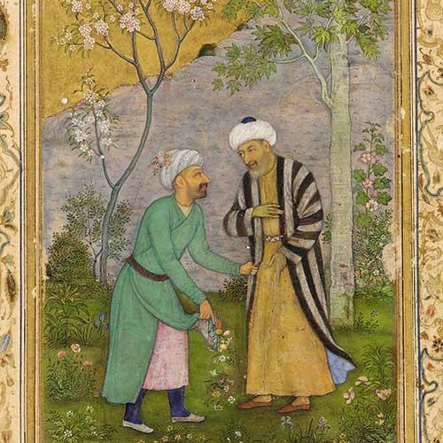 بوستان و گلستان سعدی