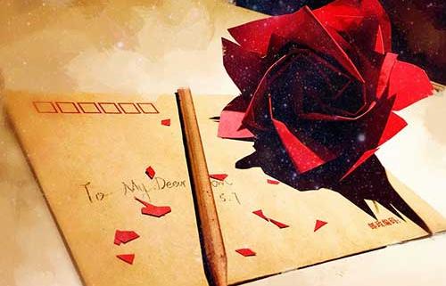 نامه عاشقانه