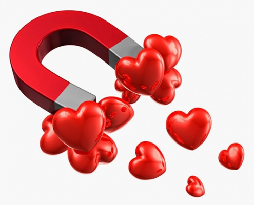 جذب عشق از راه دور