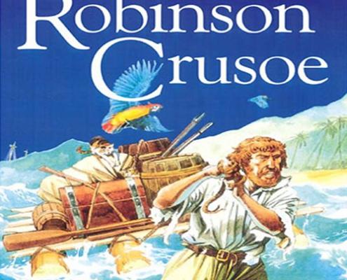 رابینسون کروزو